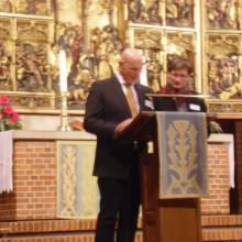 Benefizkonzert in der Marktkirche 2014