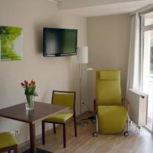 Das Hospiz Luise nach dem Umbau – Zimmer